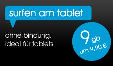 gigabob vertrag - 9 gb für 9,90 euro pro monat!