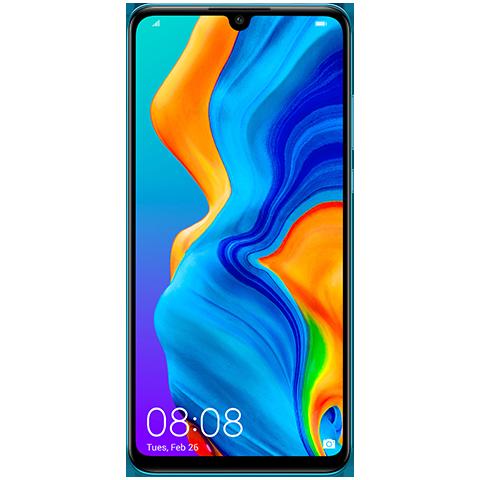 Huawei P30 Lite Blau