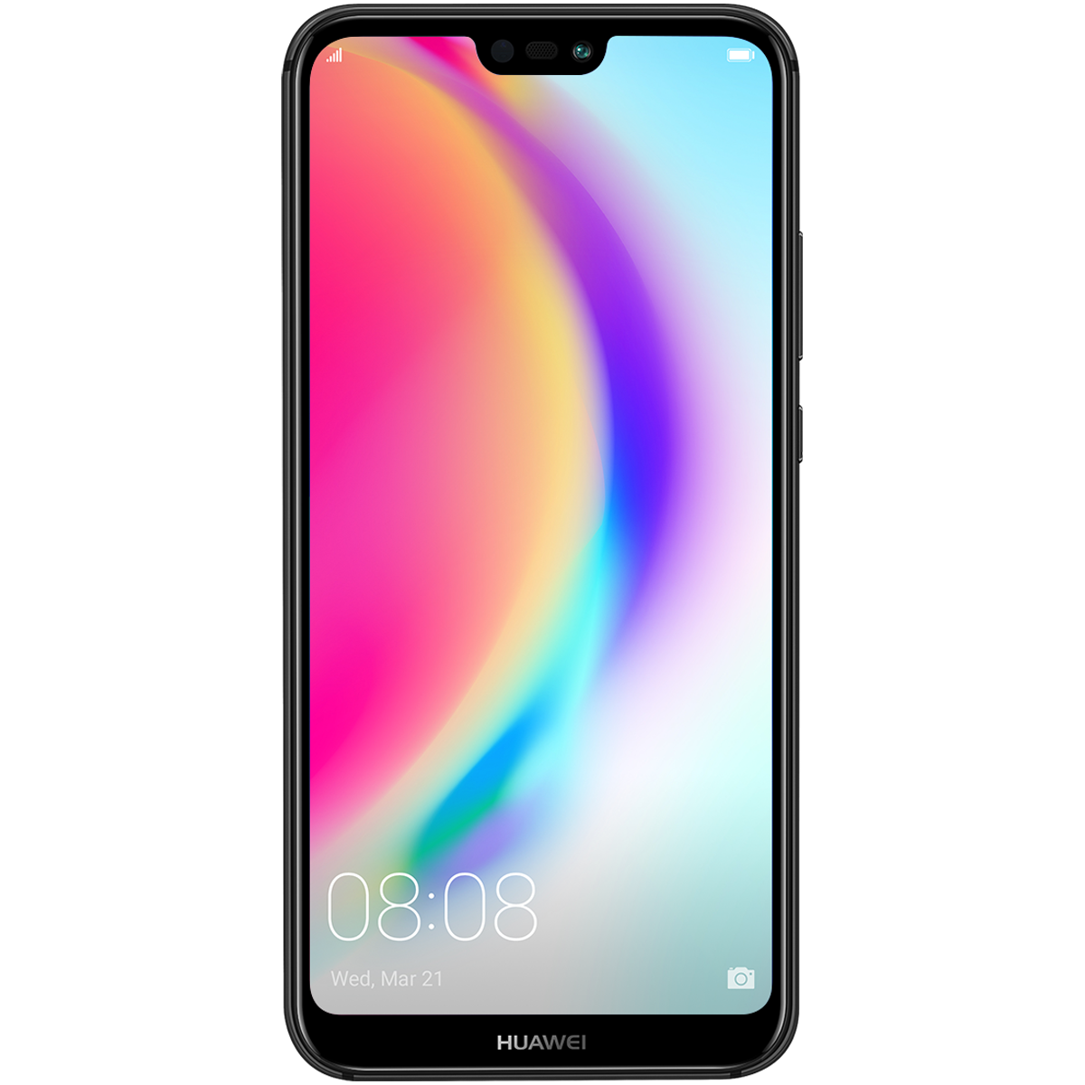 Huawei P20 Lite schwarz